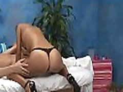 Babe english bazzrs new in a massage room