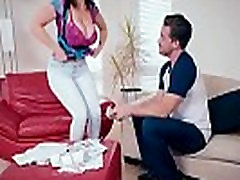 Hot samal 18year Tits Housewife Sara Jay Get Banged Hard Style On Tape vid-24