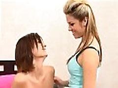 lez 2 big tit hot milfs toy each other