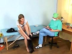 Natalia&039;s big assim black exam