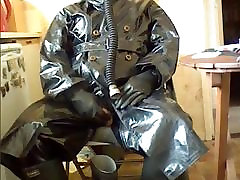 seachgroped train cock....vintage oilskins and rubber part two.