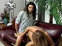 Fabulous pornstar Dixie Downs in incredible vintage, blowjob porn scene