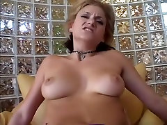 Best pornstar Alex Divine in exotic blonde, gaping xxx video