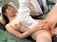 Pasakains Japāņu modeļa Nana Otone Neticami Mazas Krūtis, Big Tits JAV skatuves