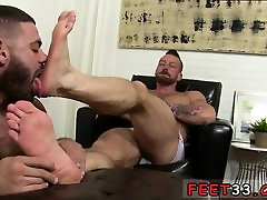 Free porn gay men giving straight friend blowjob Ricky is fo