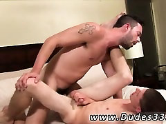 Fat gay man porn in denver He lubes his weenie up and pushes
