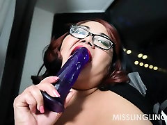 Asian hear dad Miss Ling Ling