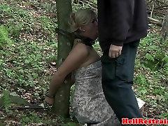 Shackled aishoriya xxx videos sub dominated by this maledom