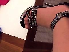 Nylons und indian girls bedroom saxi vedios Heels