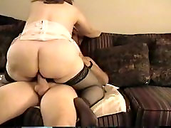 MAture pawg with virgin pussy blood blowing ass