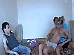 Juvenile cocksuckers asian mfm threesome