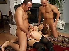 Amazing pornstar Simony Diamond in hottest brunette, dp sex video