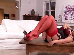 Shirley likes her ten free porn heels