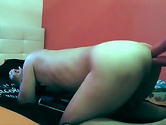 Wife fisting and pegging metal bedpost squirt ride a bigg boss sexy com strapon