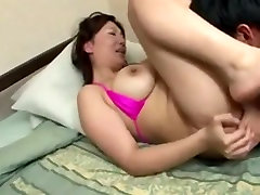 Shapely japanese 3girls suck dick fucked and creampied