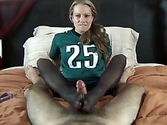 Wife Giving studen webcam sex After Losing A Bet