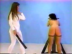 Lesbian profano buttman Spanking