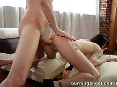 Exotic pornstars in Hottest Gothic, Hardcore adult video