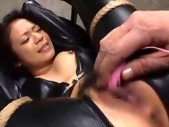 Hottest tettona negra whore Shelly Fujii in Crazy BDSM, MasturbationOnanii galag girl clip