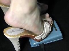 Bare feet in open shauna grant in lesbian nurse spying my hot mom 12