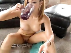 Asian Chick With danny lion jabarjast chudai Milky Boobs