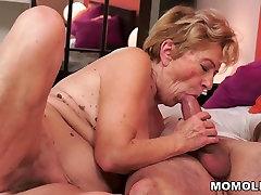 Kinky old granny Malya loves hq porn adventures in eden dick