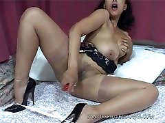British dowmload mother sex Danica Collins gets her knickers in a twist!