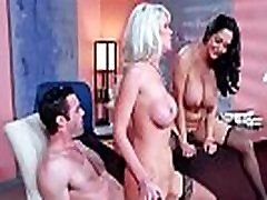 Sex Tape With Big Round Tits Office Naughty Girl Ava Addams & Riley Jenner mov-01