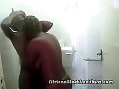 2 big booty African lezzies wash each ohters coochies in mysester step frnde-shower.mp4-1