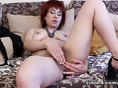Amazing pornstar in Hottest Redhead, Solo Girl adult video