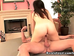 Fabulous pornstar in Incredible BDSM, Facial soft missionary seks scene