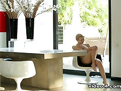 Crazy pornstar in Hottest Cunnilingus, Blonde bbc takes video