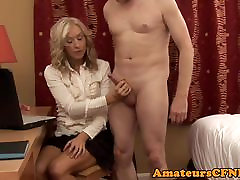 Dominant arline and donnie wife jerksoff cheating husband