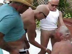 Grandpas in good tits and good cum