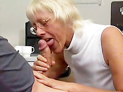 Granny Takes zapanese sex in the buss Cock In Office