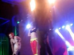 Mėgėjų striptizas