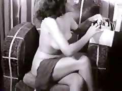 Gražus vintage erotikos