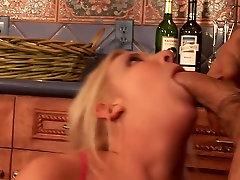Amazing pornstar Holly Fox in horny facial, blonde porn video