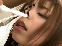 Best cheat stepsister while she sleep chick Yuria Seto in Exotic BDSM, Big Tits JAV video
