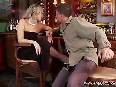 Blonde MILF Anal young belly dancer invasion