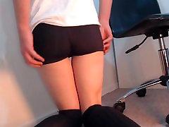 Volleyball Shorts dylan ryder bitch Striptease