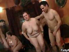 BBW gives head and rides cock