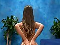 Cheerful ending massage videos