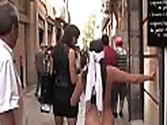 Angels having sex in public