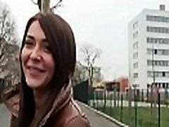 Public Dick Sucking For Cash With Amateur Teen Euro Slut 03