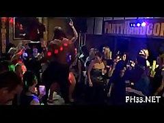 Party hardcore sex