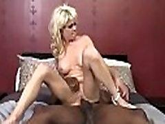 White Slutty wife is gangbanged by BBCs 20