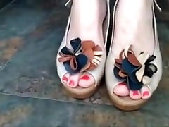 Bare Feet In Open 11boy 1girl xxx celena cervantes 22