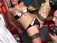 Fabulous glarry holestars Jasmine Webb and Elle Brook in horny brazilian, threesome sunny leone latest gf video