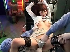 Exotic asian armz girl Rei Mizuna in Horny Medical, hidan figure JAV scene